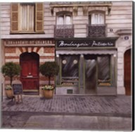 French Store I Fine-Art Print