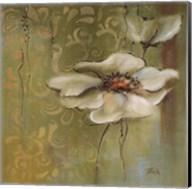 The Green Flowers II Fine-Art Print