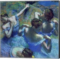 Blue Dancers, c.1899 Fine-Art Print