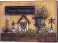 Bless This Home Fine-Art Print