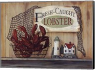 Fresh Caught Lobster Fine-Art Print