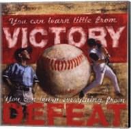 Victory- Baseball Fine-Art Print