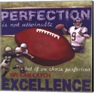 Perfection- Football Fine-Art Print