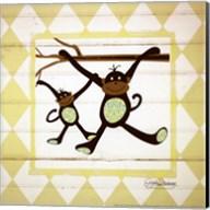 Monkeys Fine-Art Print