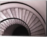 Capital Stairway - mini Fine-Art Print