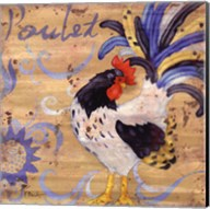 Royale Rooster IV Fine-Art Print