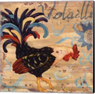Royale Rooster I Fine-Art Print