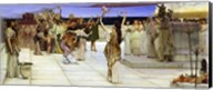 A Dedication to Bacchus, 1889 Fine-Art Print