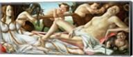 Venus and Mars, c.1485 Fine-Art Print