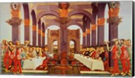 The Wedding Feast Fine-Art Print