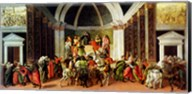 The Story of Virginia, c.1500 Fine-Art Print