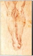 Study for a Crucifixion Fine-Art Print