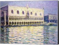 The Ducal Palace, Venice, 1908 Fine-Art Print