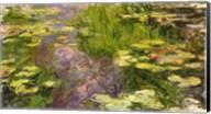 Waterlilies Fine-Art Print