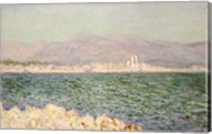 Gulf of Antibes, 1888 Fine-Art Print