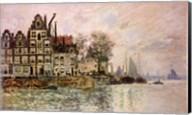 The Port of Amsterdam Fine-Art Print