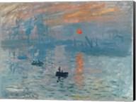 Impression: Sunrise, 1872 Fine-Art Print