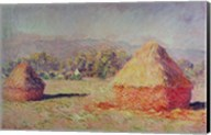 Two Haystacks, 1891 Fine-Art Print