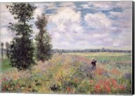 The Poppy field Fine-Art Print