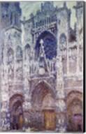 Rouen Cathedral Fine-Art Print