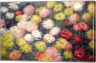 Chrysanthemums, 1897 Fine-Art Print
