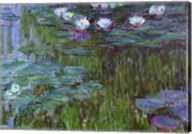 Waterlilies, 1914-17 Fine-Art Print