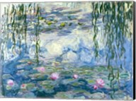 Waterlilies, 1916-19 Fine-Art Print