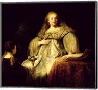 Artemisia, 1634 Fine-Art Print