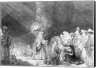 Presentation in the Temple Fine-Art Print
