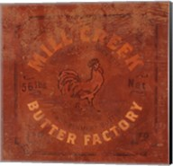 Mill Creek Butter Fine-Art Print
