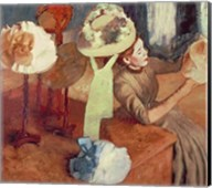 The Millinery Shop Fine-Art Print
