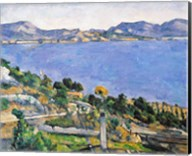 L'Estaque, View of the Bay of Marseilles Fine-Art Print