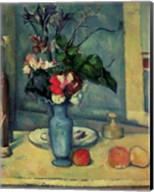 The Blue Vase Fine-Art Print