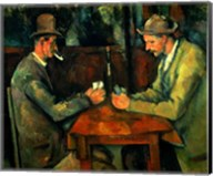 The Card Players 1890-95 Fine-Art Print