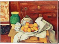 Still Life with a Chest of Drawers, 1883-87 Fine-Art Print
