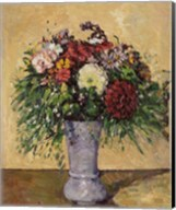Bouquet of Flowers in a Vase, c.1877 Fine-Art Print