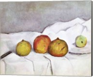 Fruit on a Cloth, c.1890 Fine-Art Print