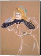 Yvette Guilbert Fine-Art Print