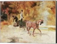 A Dog-Cart, 1880 Fine-Art Print