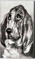 Head of a Dog Running, 1880 Fine-Art Print