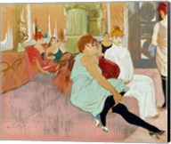 In the Salon at the Rue des Moulins, 1894 Fine-Art Print