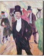 Monsieur Fourcade, 1889 Fine-Art Print