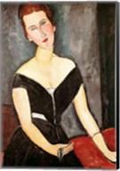 Madame G. van Muyden, 1917 Fine-Art Print