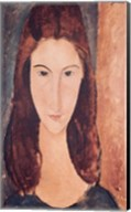 Portrait of a Young Girl Fine-Art Print