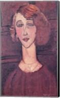 Renee, 1917 Fine-Art Print