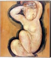 Caryatid, c.1913-14 Fine-Art Print