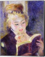 Girl Reading, 1874 Fine-Art Print