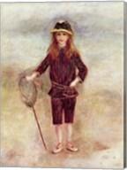 The Little Fisherwoman Fine-Art Print