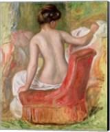Nude in an Armchair, 1900 Fine-Art Print
