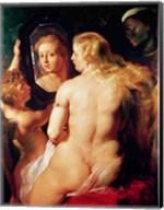 The Toilet of Venus, c.1613 Fine-Art Print